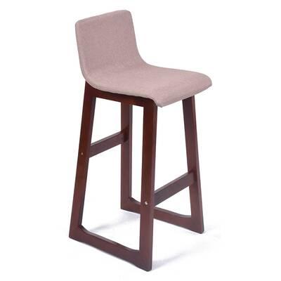 Wondrous Vandue Corporation Stanton Lo Back 33 Bar Stool Wayfair Andrewgaddart Wooden Chair Designs For Living Room Andrewgaddartcom
