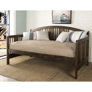 Bargain Weesner Dana Twin Daybed by Millwood Pines Reviews (2019) & Buyer's Guide