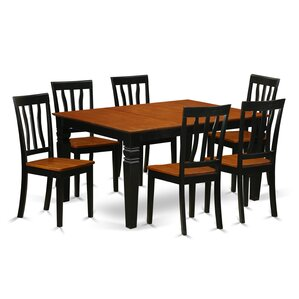 Arends 7 Piece Dining Set by Darby Home Co