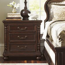 Kilimanjaro Newland 3 Drawer Nightstand by Tommy Bahama Home