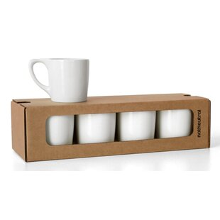 Lino 4 Piece Coffee Mug (Set of 4)