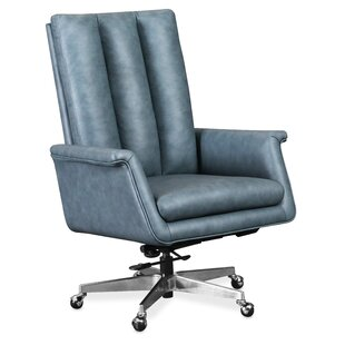 Tycoon Genuine Leather Executive Chair