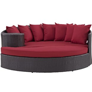 Brentwood Outdoor Patio Daybed with Cushions