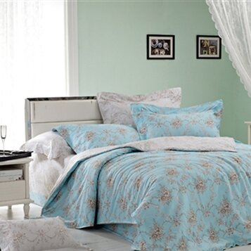 College Ave Sky Garland 2 Piece Twin Xl Comforter Set Byourbed
