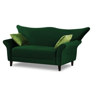 Shop Behdad Loveseat by Everly Quinn