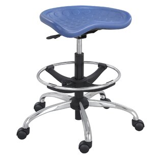 Check Prices SitStar Stool with Footring and Casters BySafco Products Company