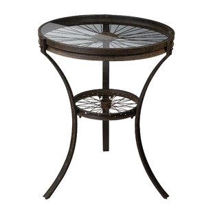 Dartmouth Industrial End Table by Williston Forge
