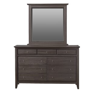 Suzette 9 Drawer Dresser