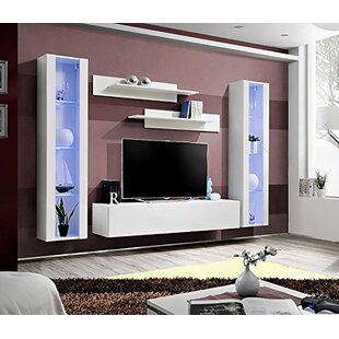 Villasenor Entertainment Center for TVs up to 70