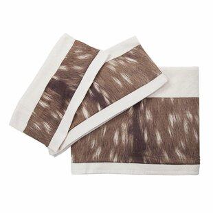 3 Piece Towel Set
