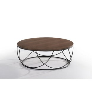 Buy luxury Bakke Coffee Table ByIvy Bronx