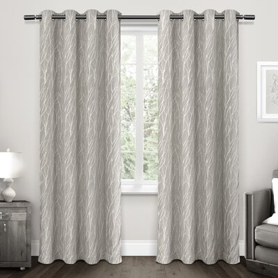 Outstanding Darby Home Co Prower Room Darkening Grommet Curtain Panels Lamtechconsult Wood Chair Design Ideas Lamtechconsultcom