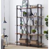 Fragoso Metal Etagere Bookcase by 17 Stories