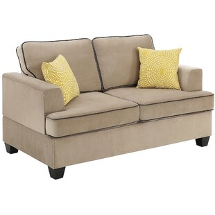 Read Reviews Guglielmo Loveseat by Charlton Home Reviews (2019) & Buyer's Guide