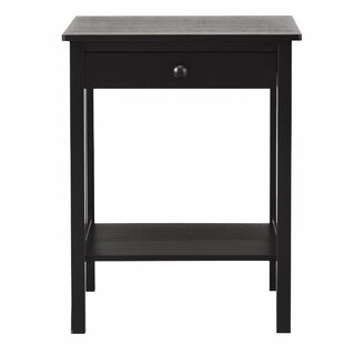 Citrana Bamboo 1 Drawer Nightstand