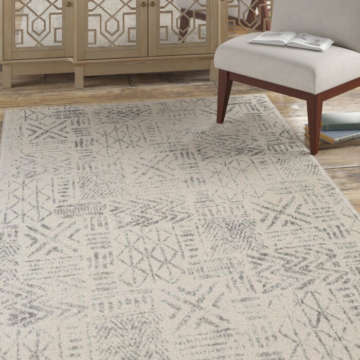 Arteaga Light Gray Area Rug