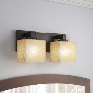 Comparison Luzerne 2-Light Vanity Light By Brayden Studio