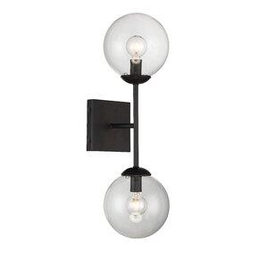 modern wall sconce lighting. Bendooragh 2Light Wall Sconce Modern Lighting