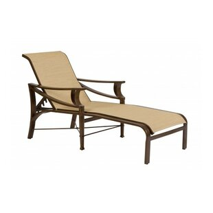 Arkadia Sling Reclining Chaise Lounge