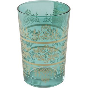 Moroccan Tunis Glasses (Set of 6)
