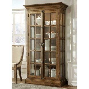 Woosley Curio Cabinet by Gracie Oaks