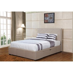 Price comparison Sycamore King Storage Platform Bed by Red Barrel Studio Reviews (2019) & Buyer's Guide