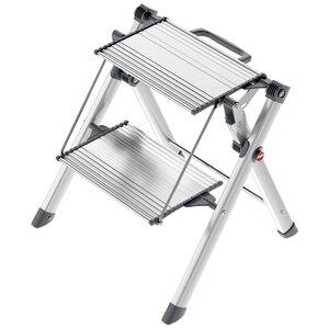 Mini Comfort 2 Step Aluminium Step Ladder