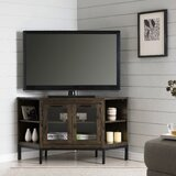Virna Corner TV Stand for TVs up to 50 by Gracie Oaks