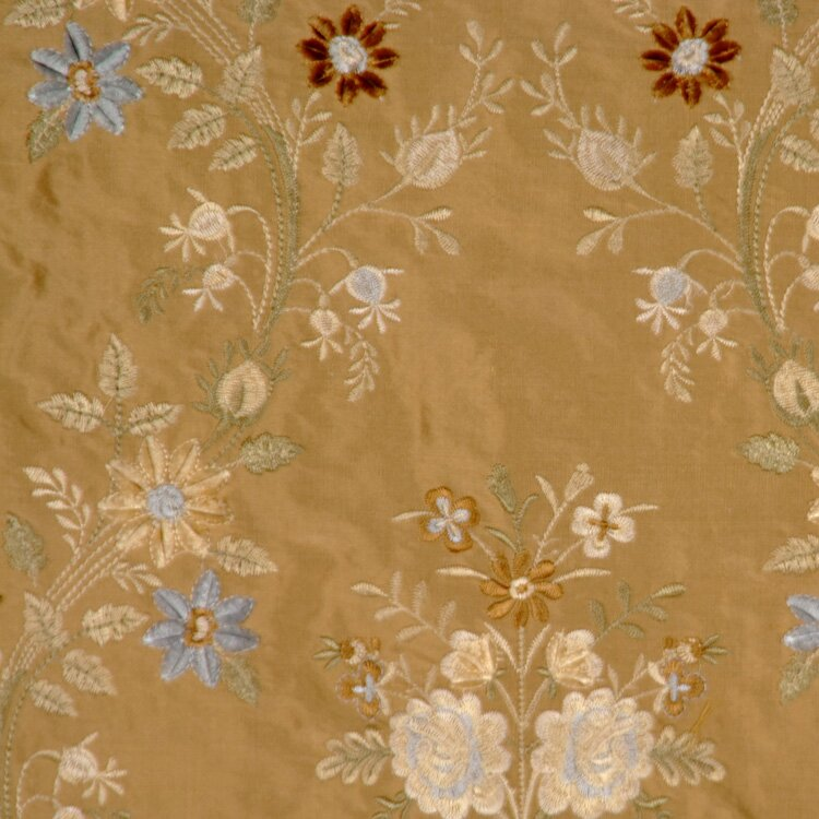 Rm Coco Allure Floral Foliage Fabric Wayfair