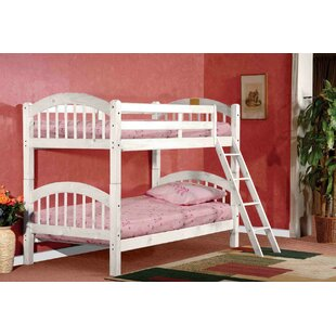 Savings Twin over Twin Bunk Bed by InRoom Designs Reviews (2019) & Buyer's Guide
