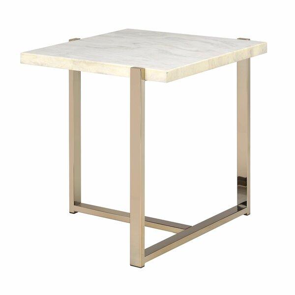 Faux Marble Coffee Table Set Wayfair