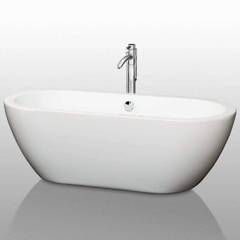 Modern Tubs + Whirlpools   AllModern