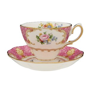 Lady Carlyle Teacup and Saucer