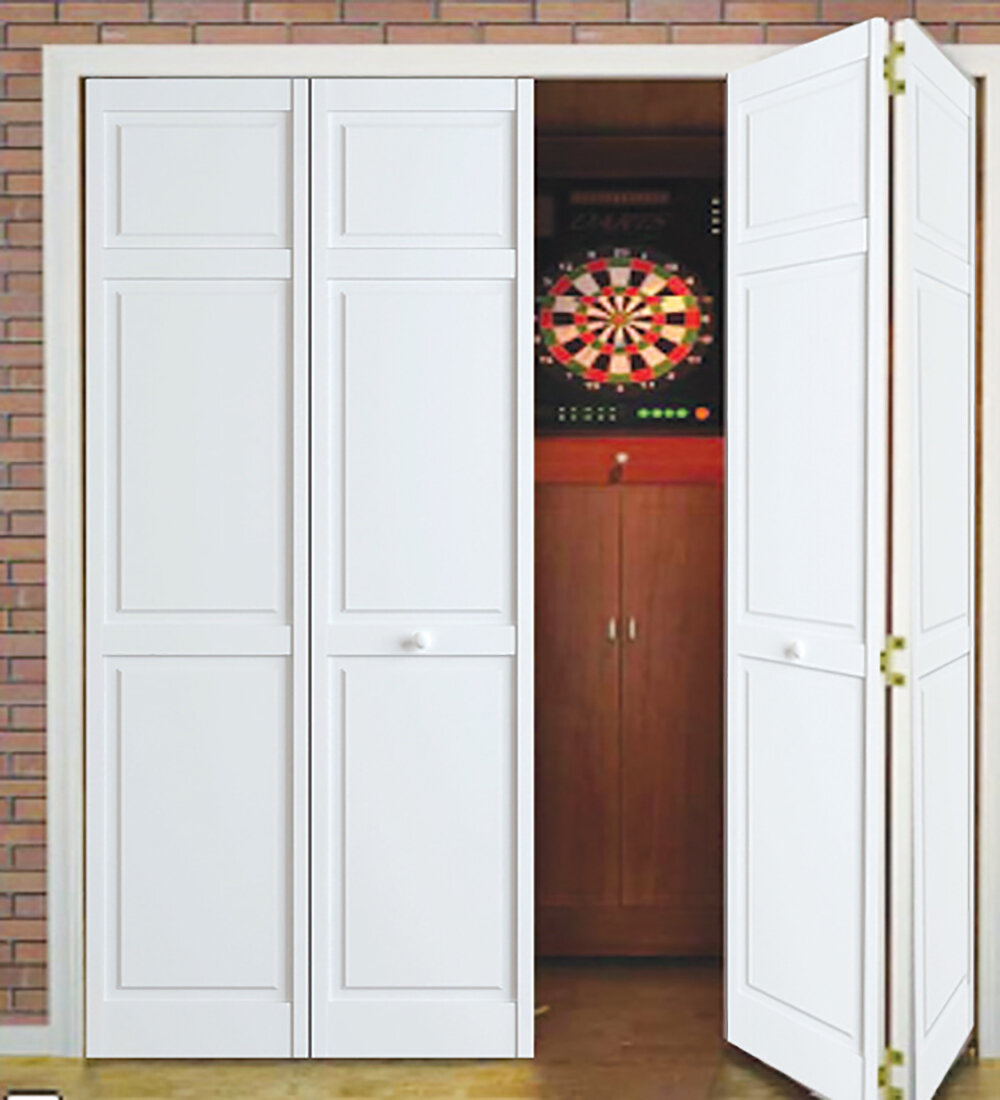 quality design 617f5 8a6a8 Find the Perfect Bi-Fold Doors | Wayfair