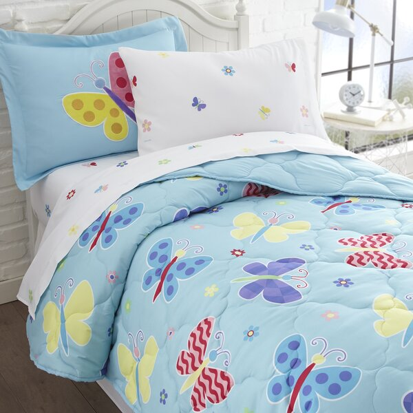 e8c8876cf54 Butterfly Bedding Set