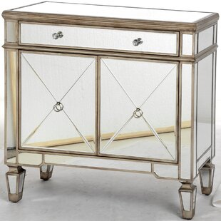 Mirrored Glass Sideboard Wayfair Co Uk