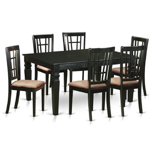 Pennington 7 Piece Extendable Dining Set
