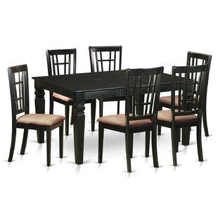 Pennington 7 Piece Extendable Dining Set