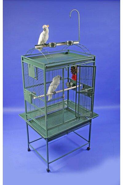 Archie Oscar Dwayne Large Play Top Bird Cage Reviews Wayfair