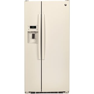23.2 cu. ft. Energy Star® Side By Side Refrigerator by GE Appliances
