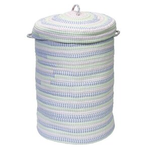 Best Price Ticking Stripe Laundry Hamper By Colonial Mills