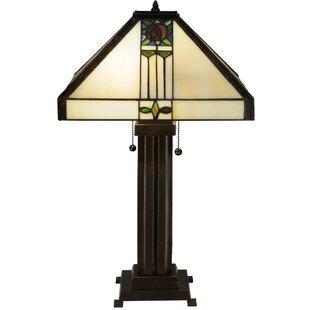 Pasadena Rose 23 Table Lamp