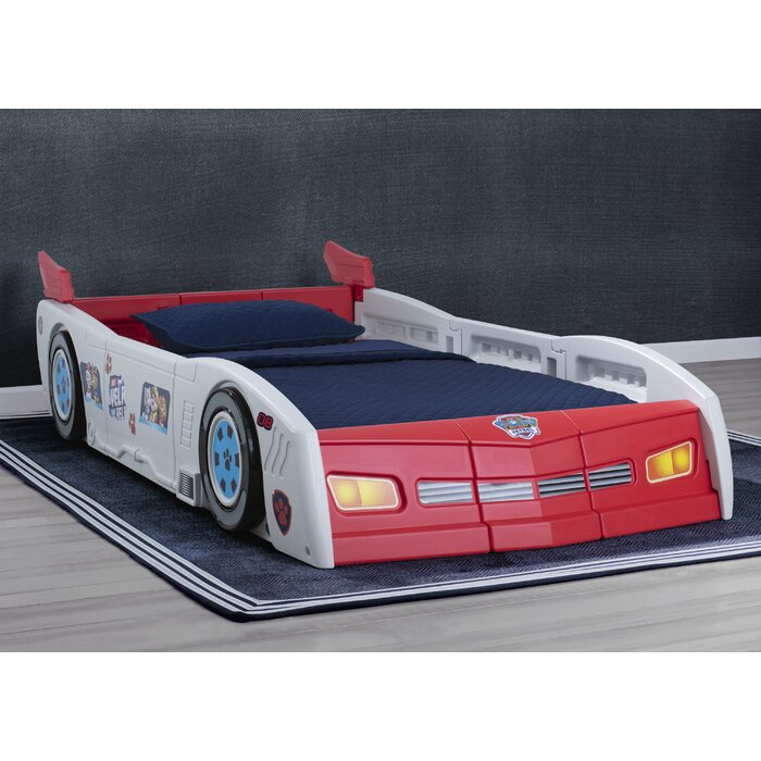 Paw Patrol Twin Car Bed