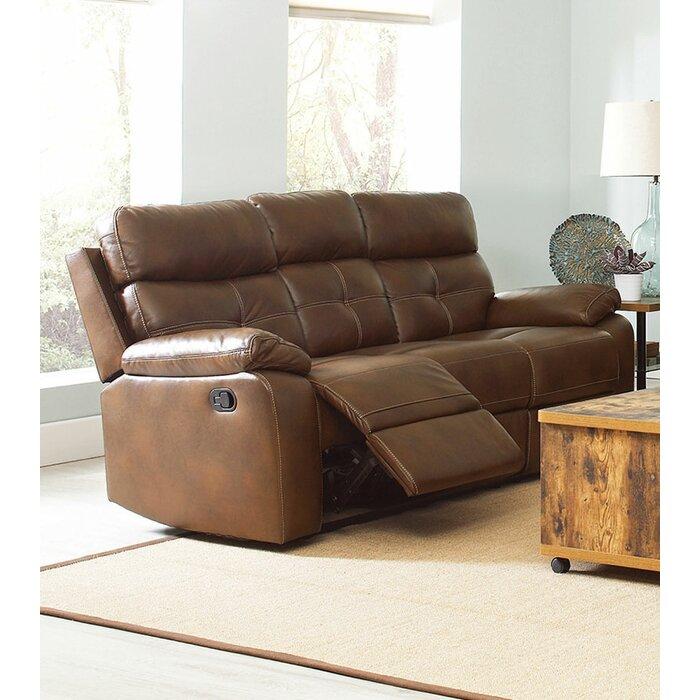 Océane Contemporary Reclining Sofa