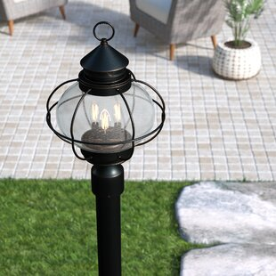 Affordable Chincoteague Outdoor Post Lantern By Birch Lane™
