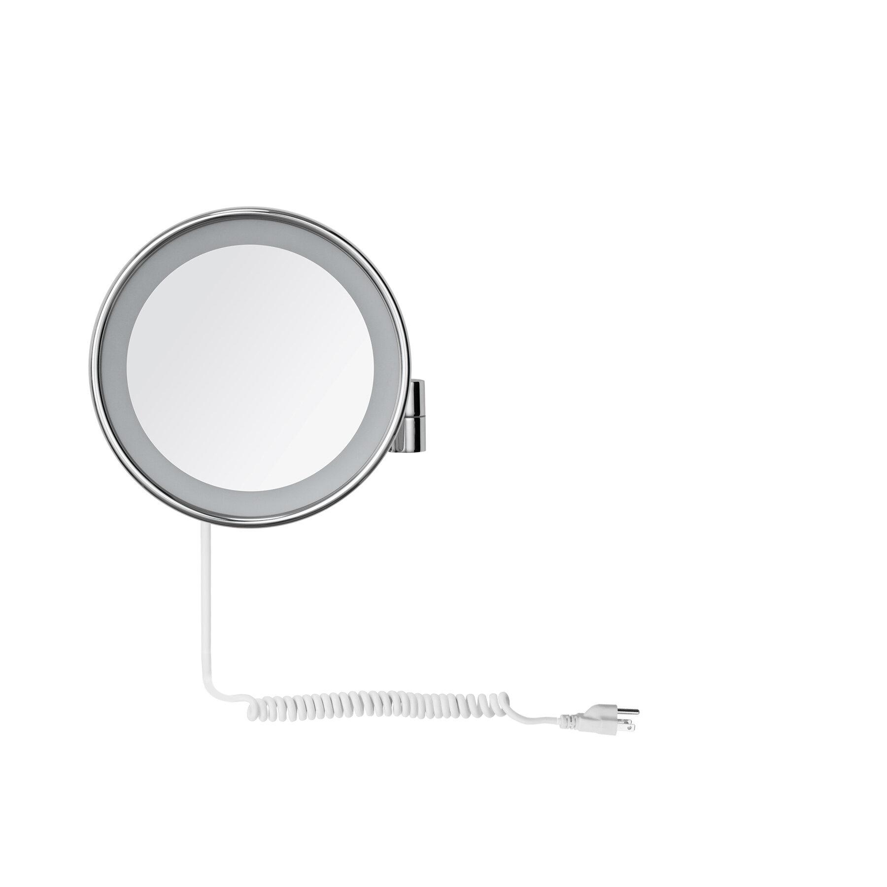 Charlton Home Driskell Bathroom Vanity Mirror Wayfair Jerdon Mounted Wiring Diagram