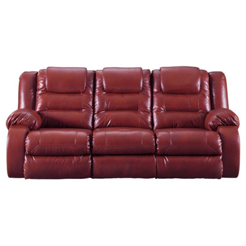 Red Barrel Studio Camellia Reclining Sofa & Reviews | Wayfair