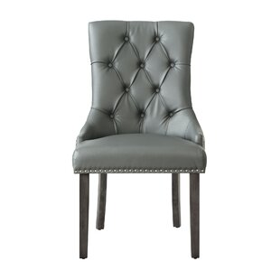 Amaral Upholstered Dining Chair (Set of 2) DarHome Co