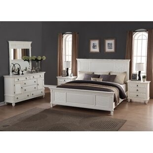 Stratford Platform 5 Piece Bedroom Set
