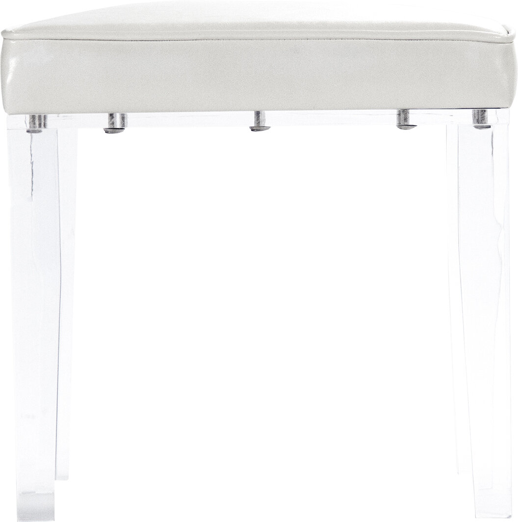 Acrylic Stool By Zentique